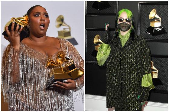 Grammy 2020: Billie Eilish, marea câștigătoare. Lista completă