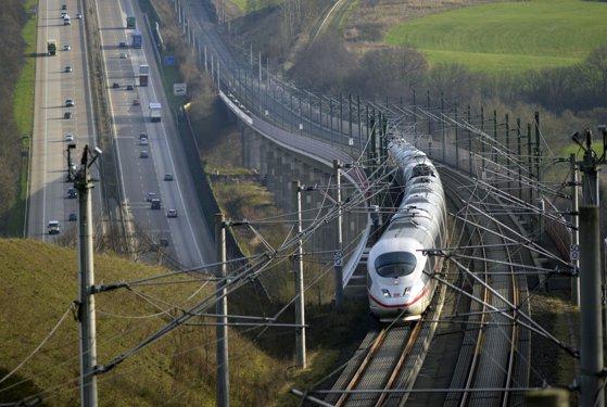 Germania investește 86 de miliarde de euro în modernizarea căilor ferate
