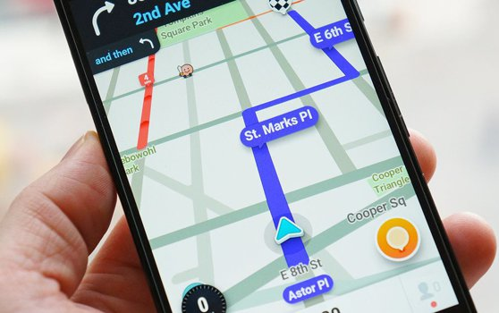 Un german a păcălit Google Maps cu un truc simplu: un căruț și câteva telefoane mobile – FOTO