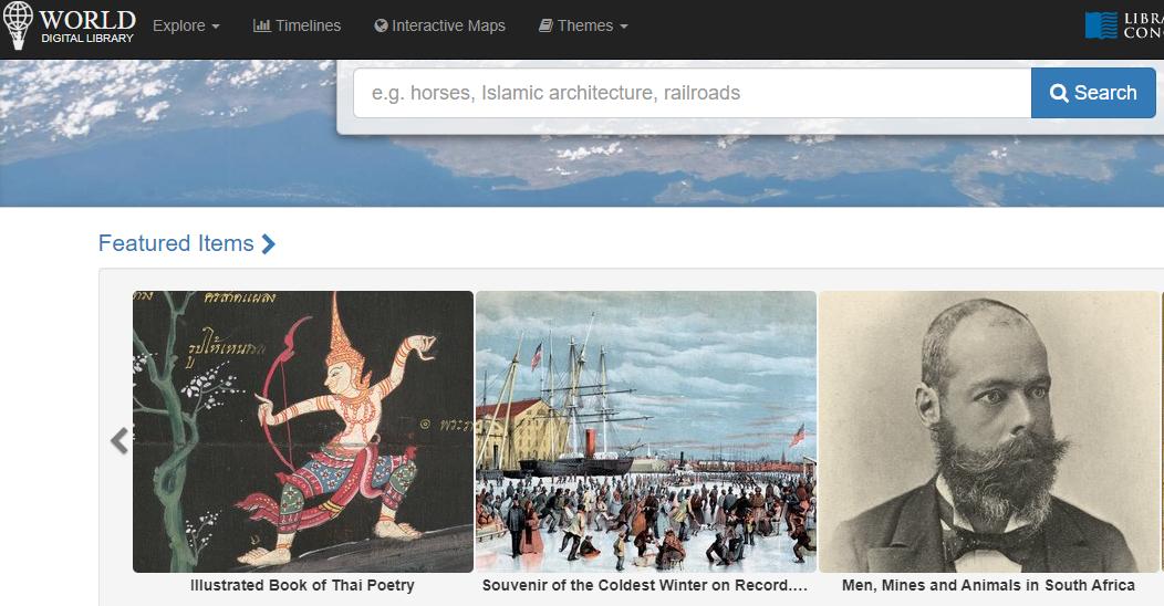 Poți merge online, gratis, la biblioteca digitală UNESCO