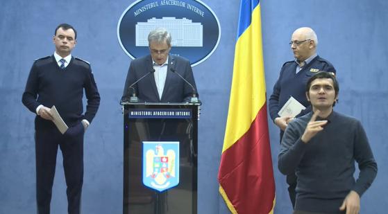 Marcel Vela a prezentat noua ordonanţă militară. Care sunt restricțiile impuse