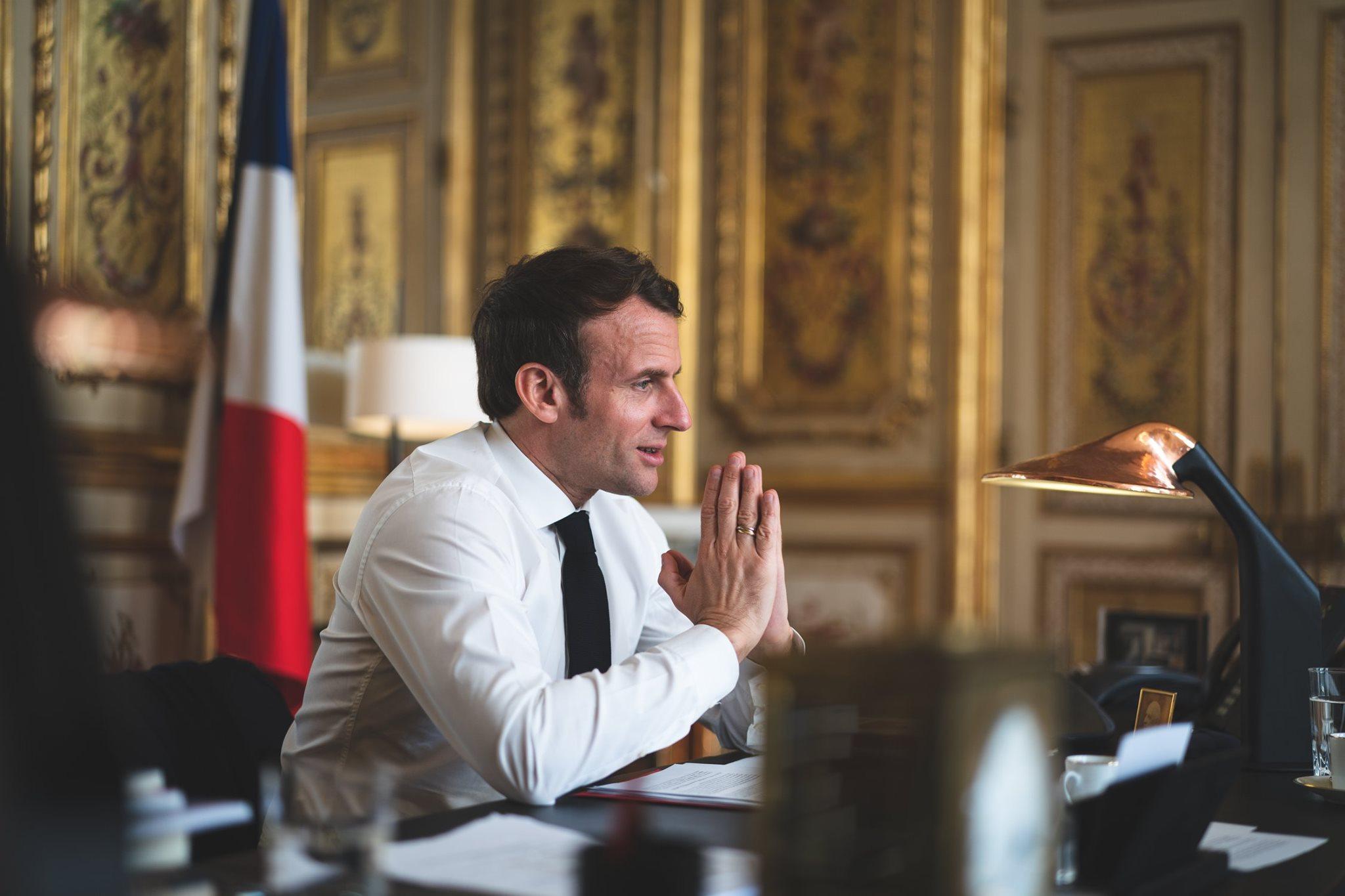 Colegiul Culinar din Franța îi cere lui Emmanuel Macron sa redeschidă restaurantele