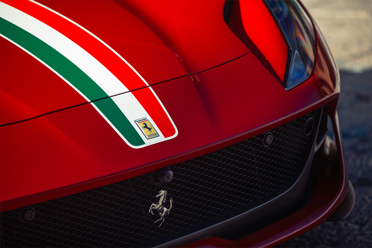 Ferrari își testează angajații pentru coronavirus în vederea reluării activității