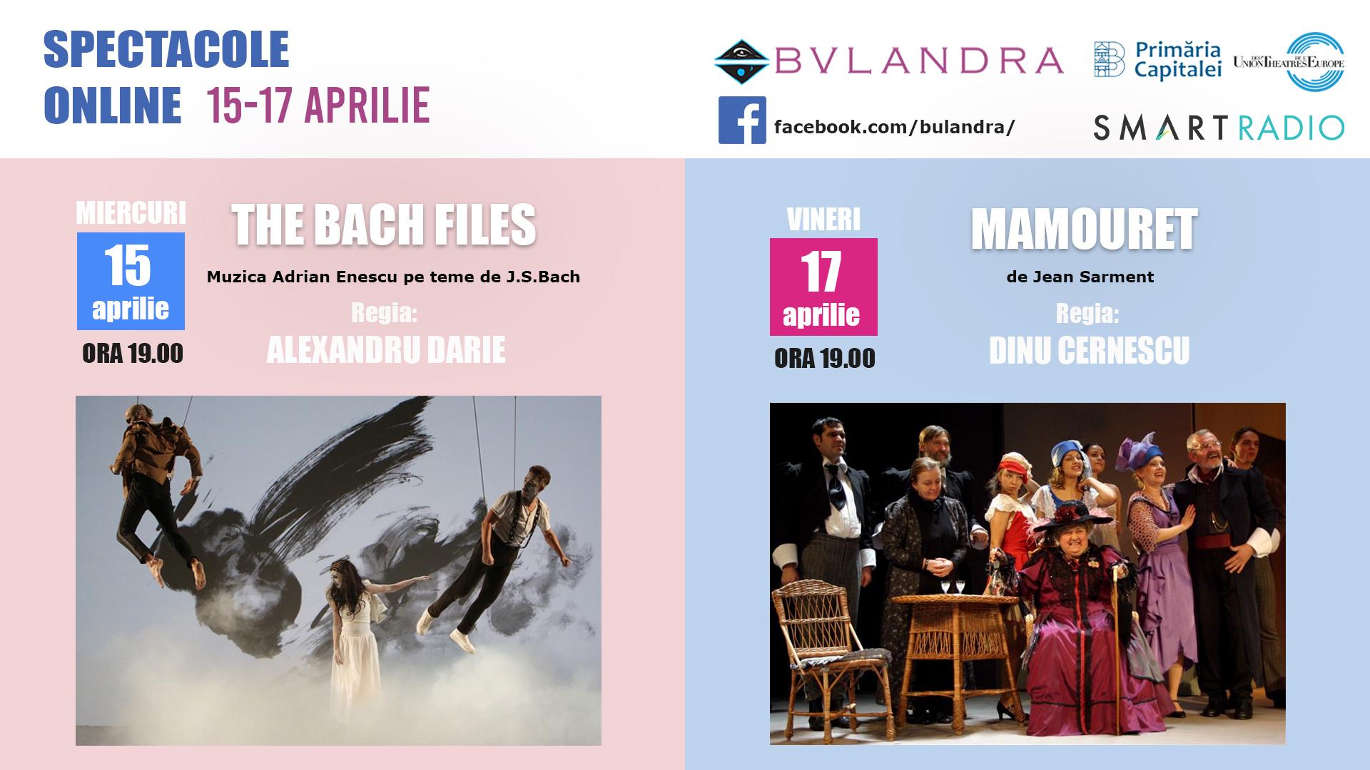 Ce spectacole de teatru de la Bulandra vezi gratuit săptămâna asta?
