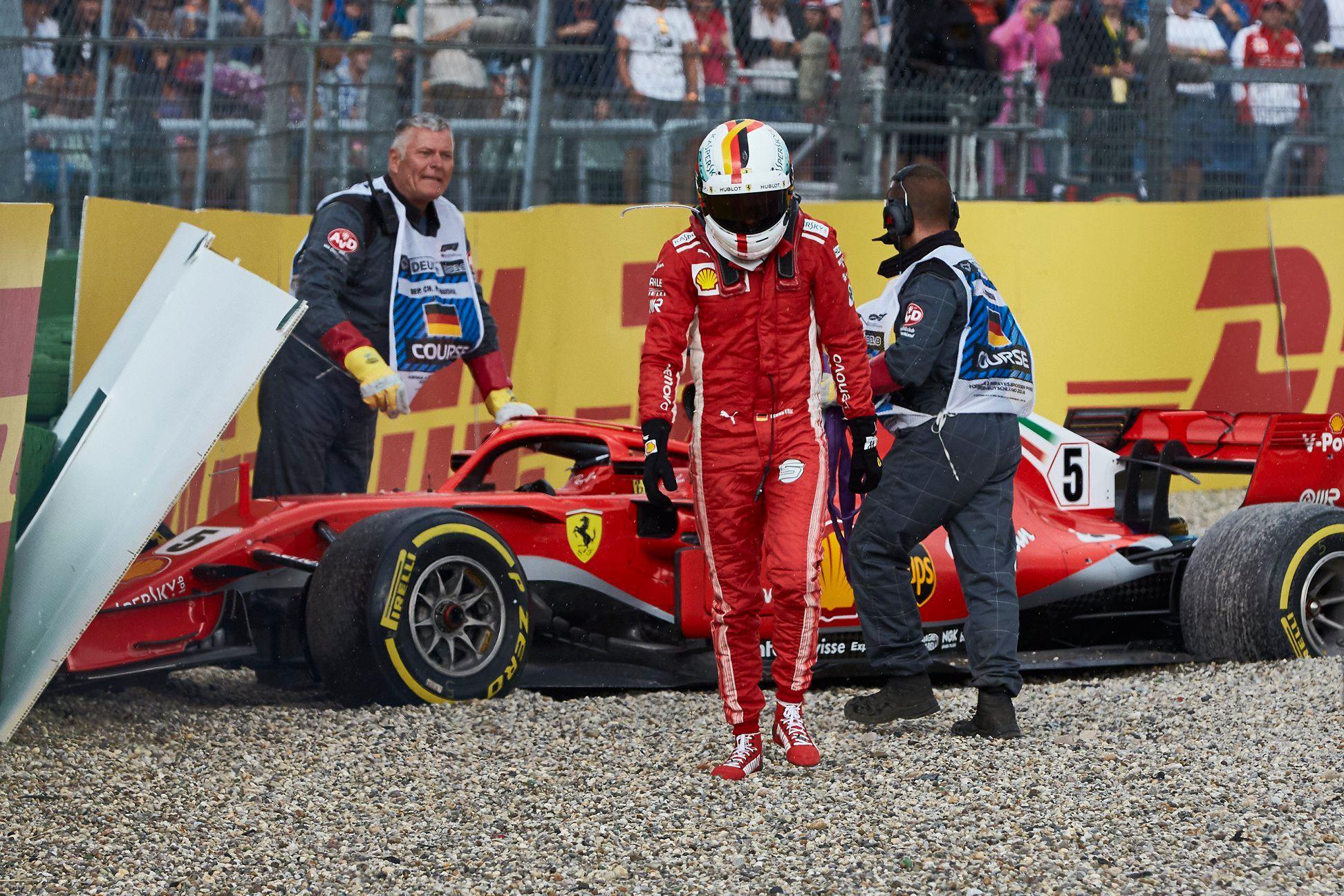 Pilotul Sebastian Vettel pleacă de la Ferrari la finalul sezonului 2020 de Formula 1