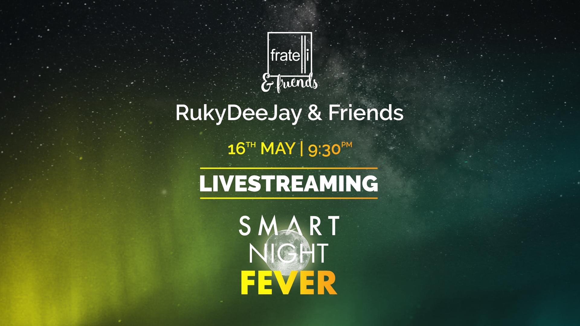 SMART NIGHT FEVER – Liber la party, cu Fratelli Social Events
