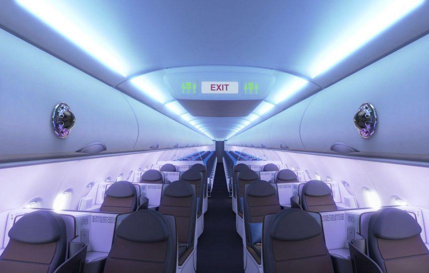 """Airbus și-ar putea echipa avioanele cu un """"nas electronic"""" pentru a detecta boli precum Covid-19"""