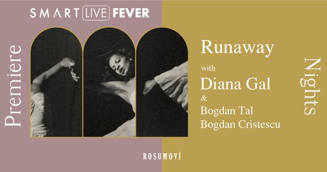SMART LIVE FEVER – Spectacol de balet susținut de Diana Gal. Livestreaming, de la ora 19:30