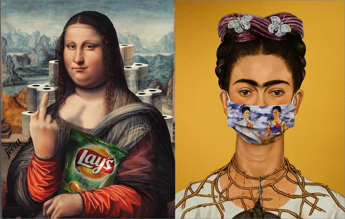 Muzeul de Artă Covid. Creația unor spanioli pe timpul izolării