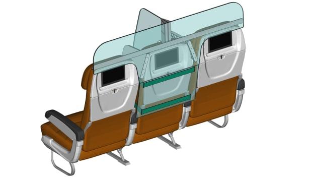 Cum vei călători cu avionul în condiții de siguranță. Aspectul cabinelor s-ar putea schimba