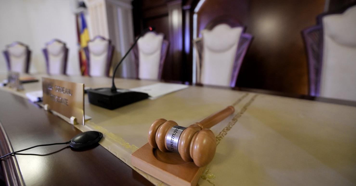 Carantina, izolarea și internarea obligatorie, declarate neconstituționale de CCR