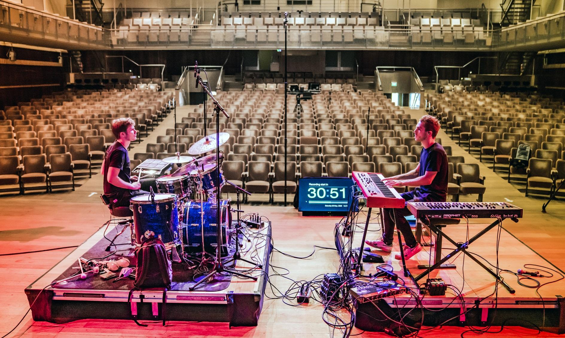 Belgia: Primul festival de jazz transmis integral online