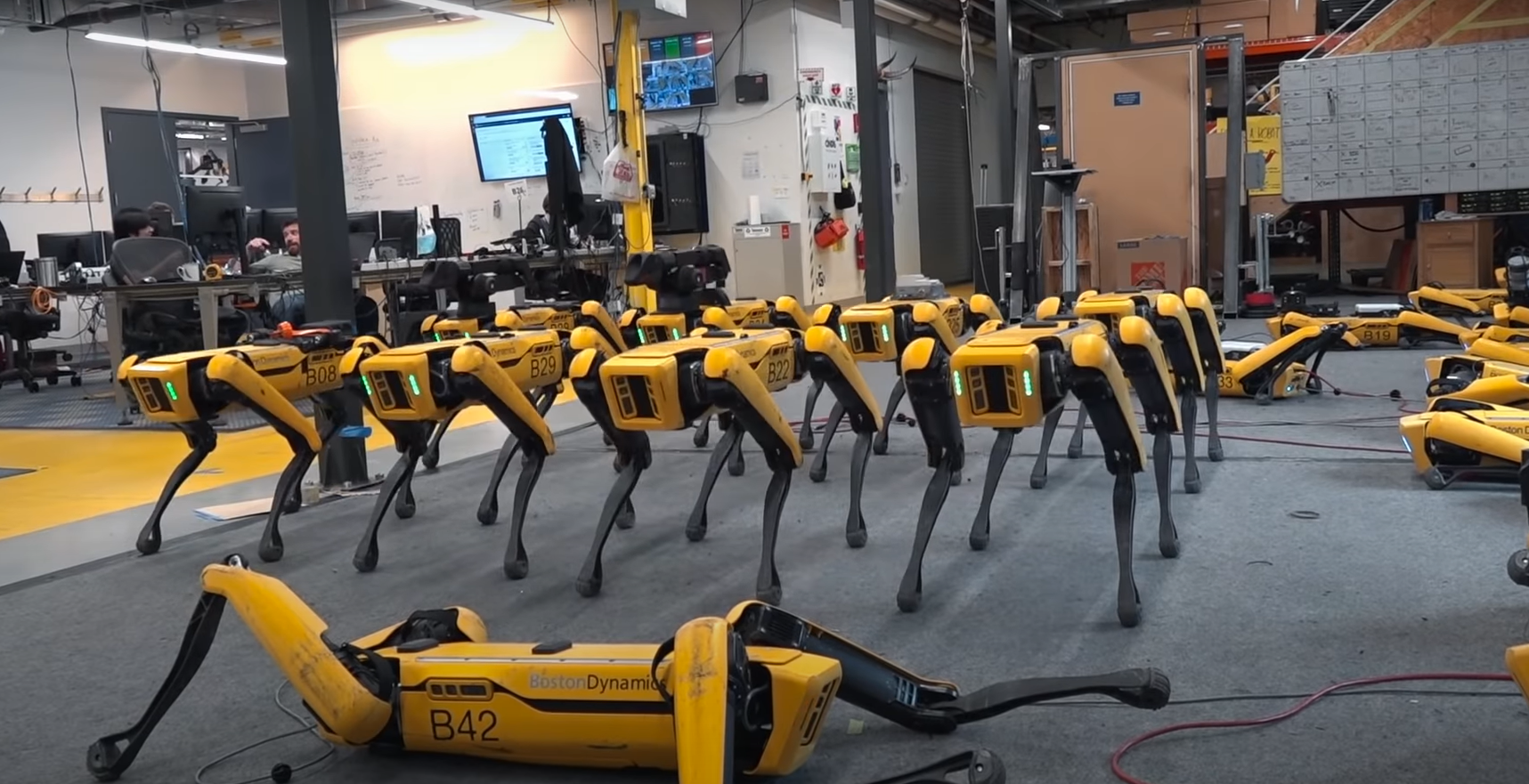 VIDEO: Cât te costă să fii coleg de birou cu Spot, robotul de la Boston Dynamics