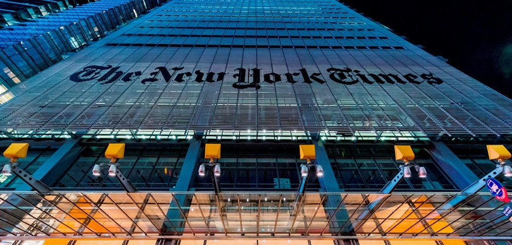 Black Lives Matter: New York Times, sfâșiat de criza rasismului