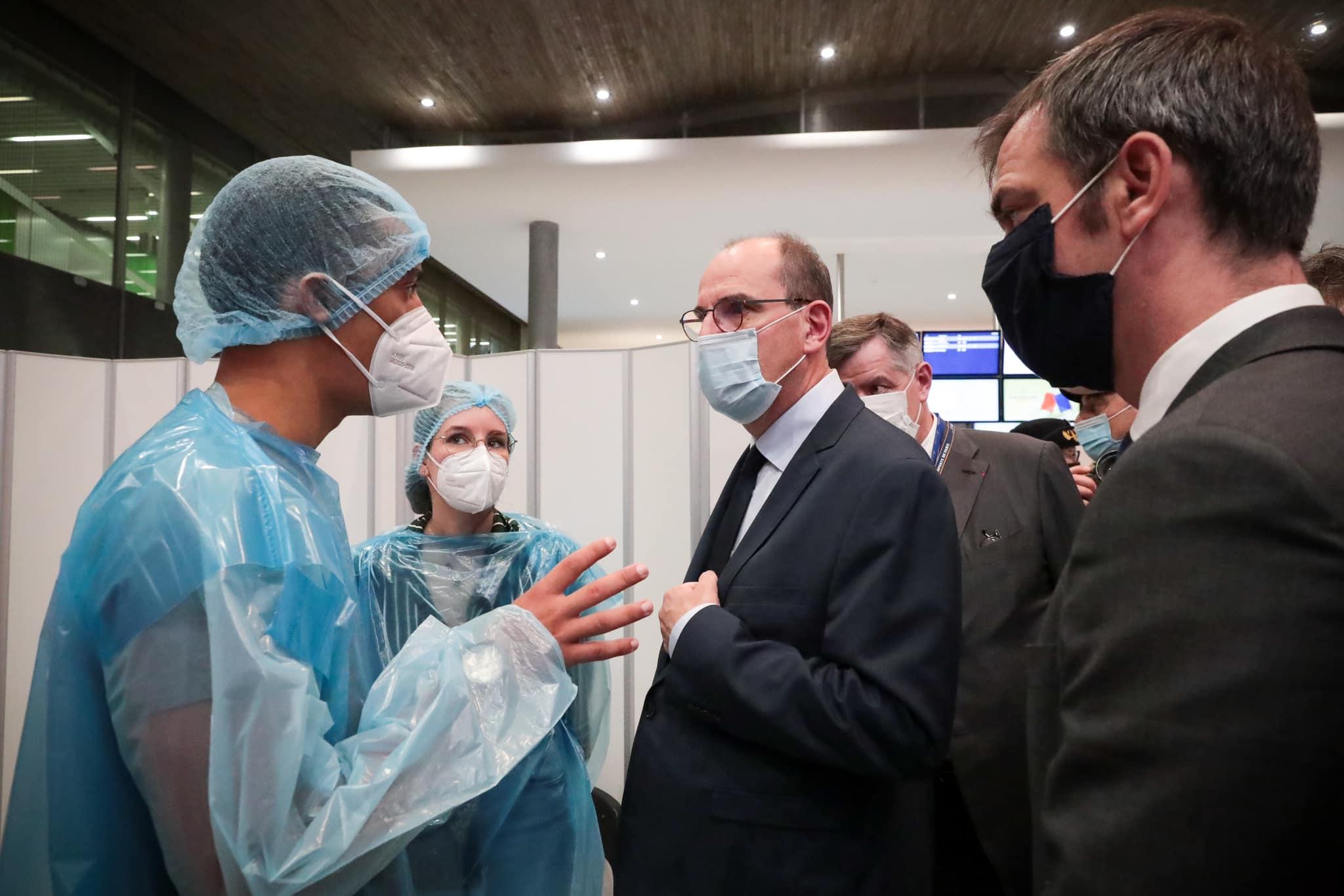 """""""O izolare totală e catastrofală"""" – Premierul francez, Jean Castex"""