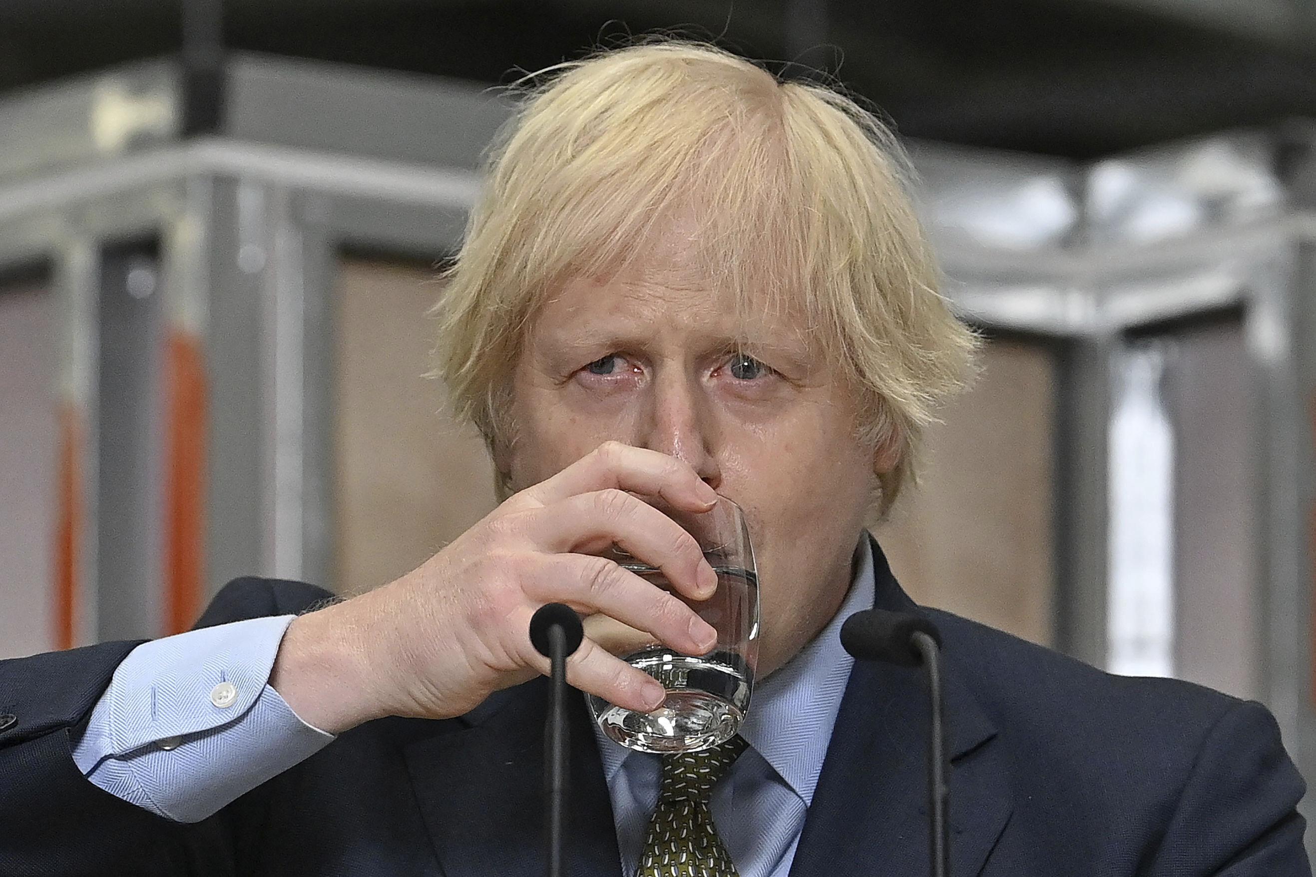 """Tatăl premierului Boris Johnson """"a păcălit"""" restricțiile pentru a ajunge în Grecia"""