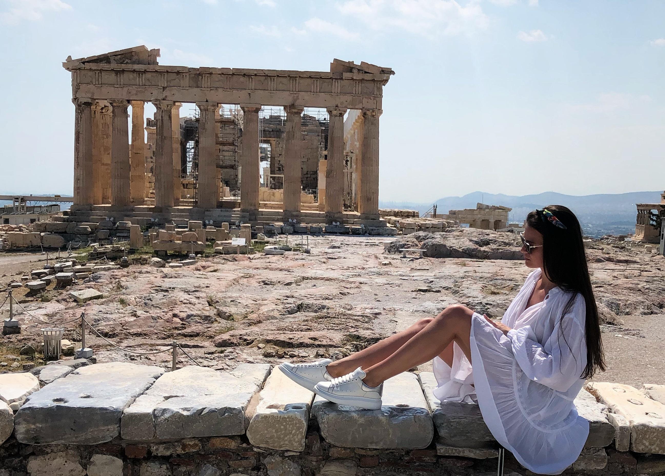 Jurnal de vacanță – Grecia în vreme de pandemie