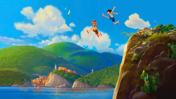 Pixar anunță următoarea sa animație originală: LUCA e povestea unui adolescent de pe Riviera italiană
