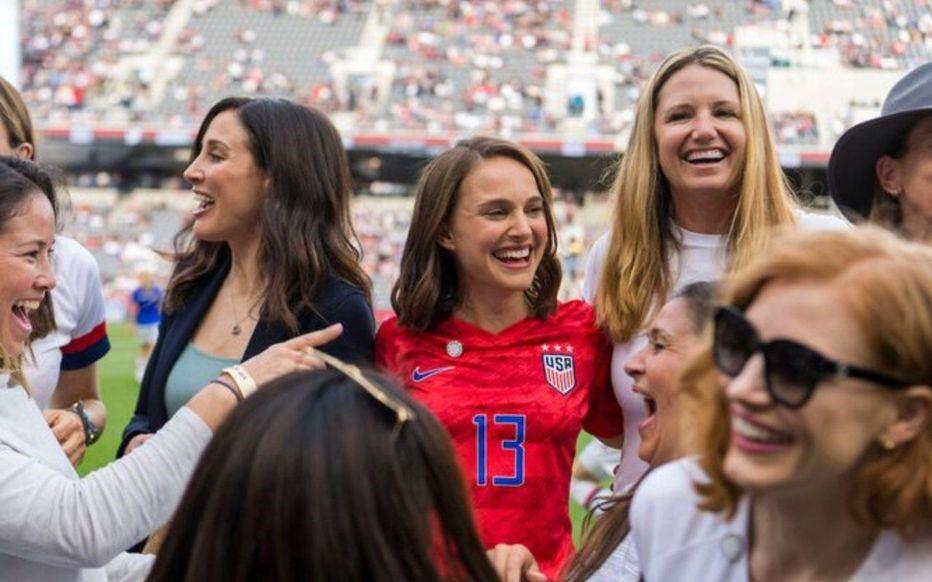 Natalie Portman și Serena Williams investesc în fotbalul feminin din Statele Unite
