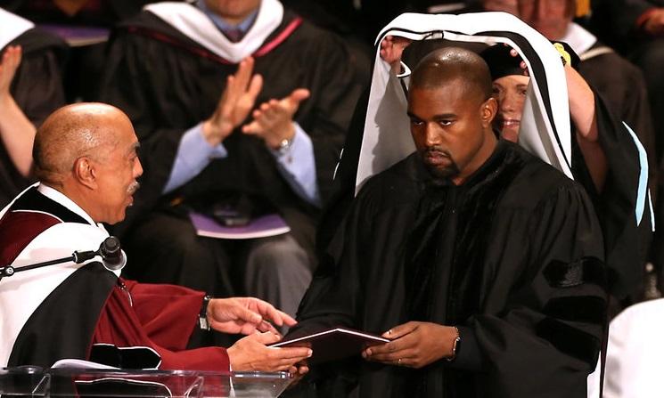 """Kanye West președinte: """"Vor să ne pună cip-uri. Vaccinul este semnul fiarei"""""""