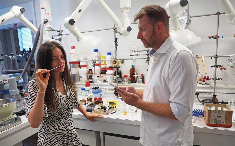 Test olfactiv pe bază de scorțișoară pentru a detecta Covid-19
