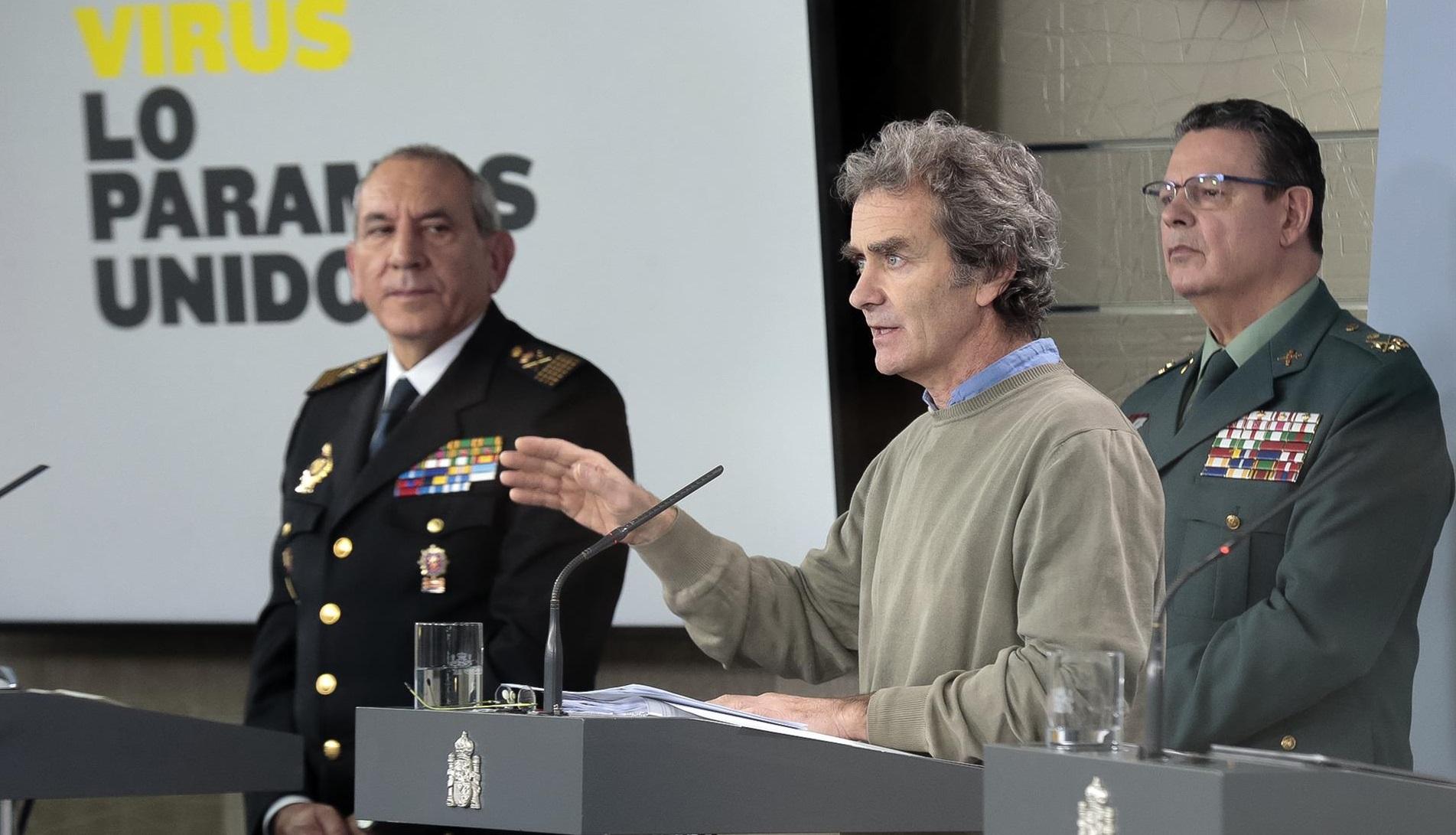 """""""Nu e niciun al doilea val"""" de Covid-19 în Spania, potrivit Ministerului Sănătății"""