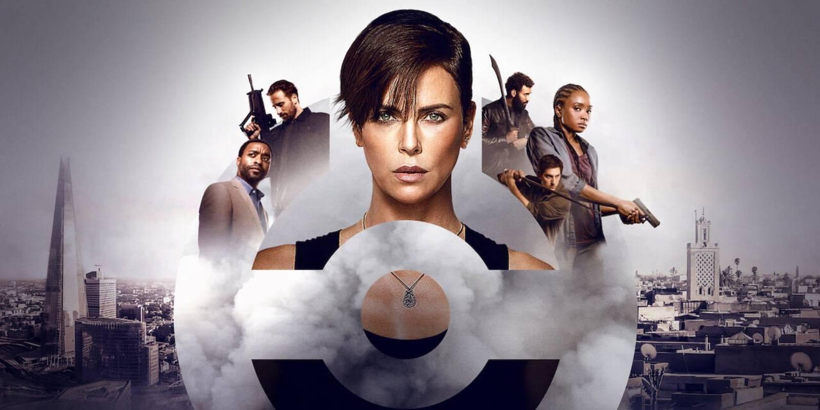 """Din 10 iulie, o vezi pe Anamaria Marinca în noua superproducție Netflix """"The Old Guard"""", cu Charlize Theron în rolul principal"""