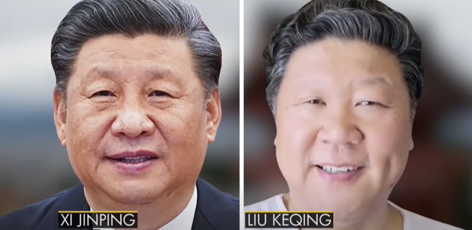 Cântăreț chinez cenzurat pe TikTok pentru asemănarea cu președintele Xi Jingping
