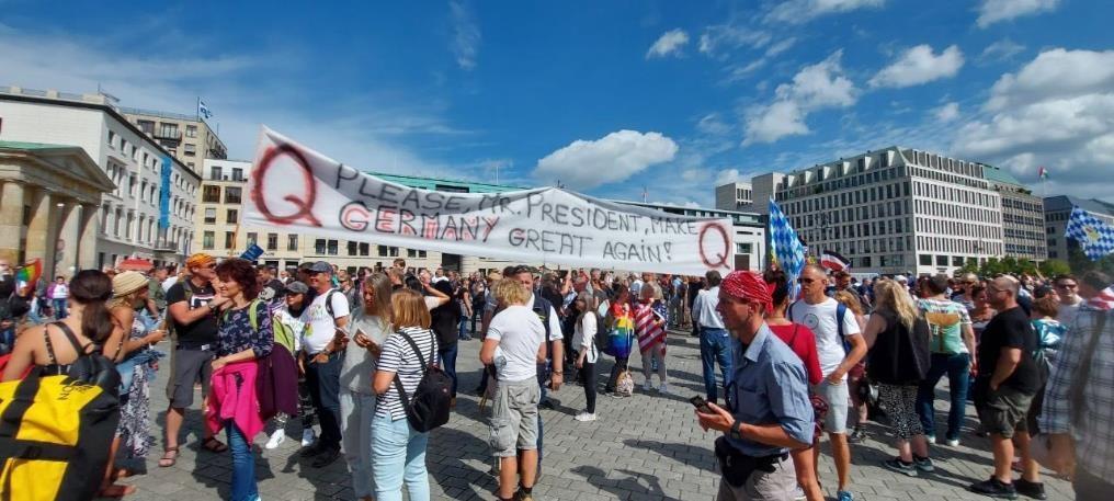 COVID: Proteste în Europa împotriva restricțiilor pandemiei – Berlin, Londra, Zurich, Viena, Paris, Madrid…