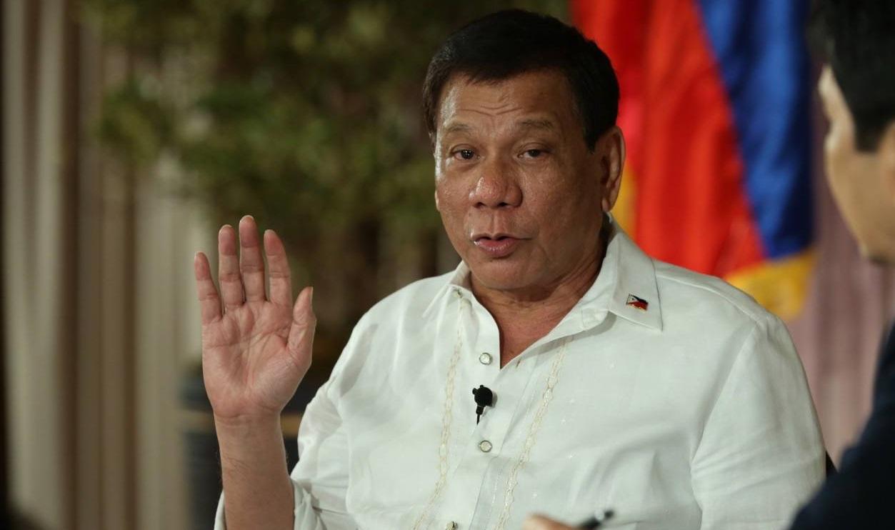 Președintele filipinez Duterte se oferă să testeze vaccinul anti-Covid al rușilor