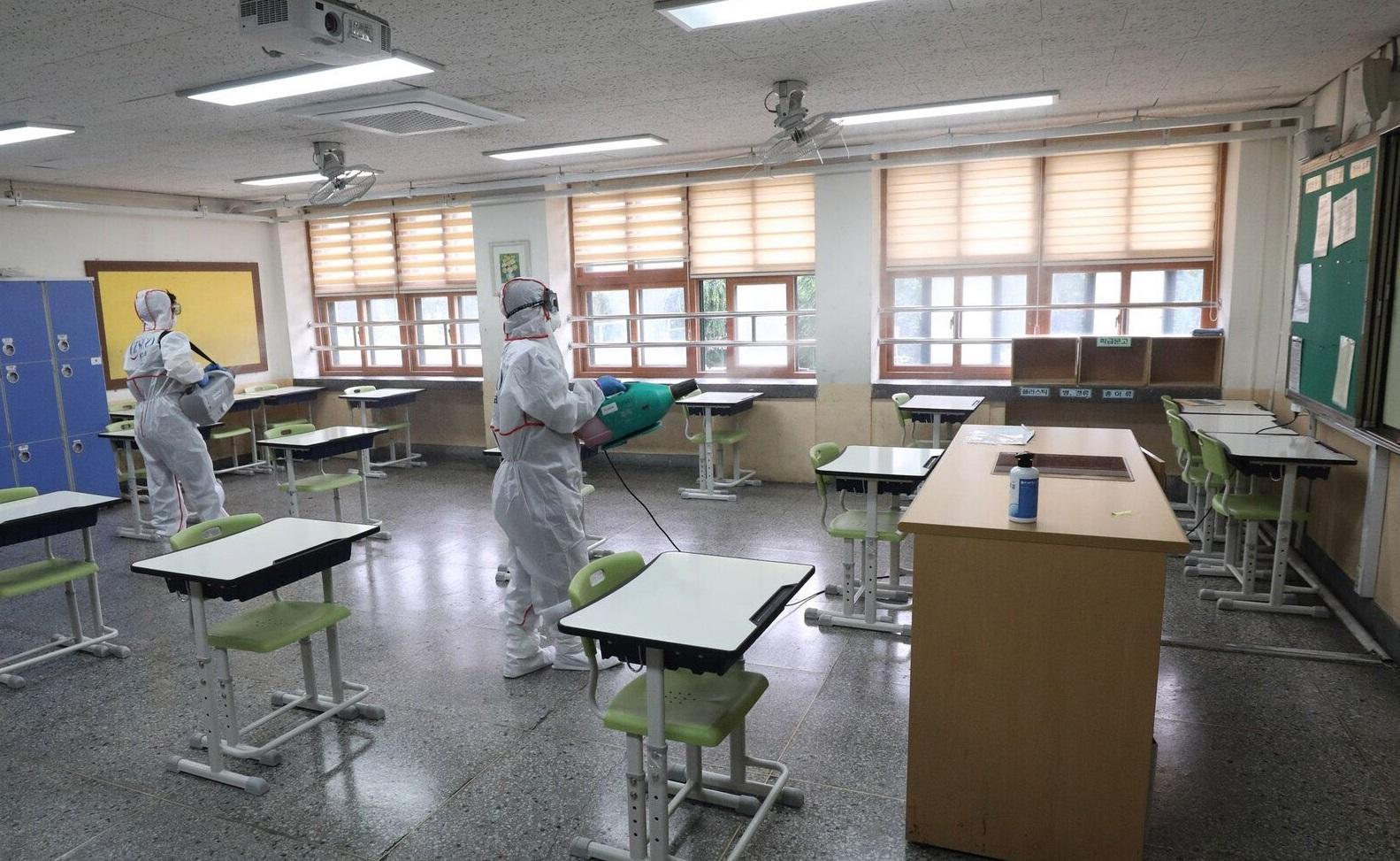 Seul| Autoritățile ordonă închiderea școlilor din cauza numărului mare de infectări