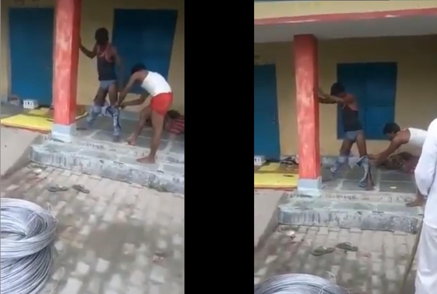 VIDEO: Un tânăr indian s-a trezit din somn și a găsit o surpriză mortală în pantaloni