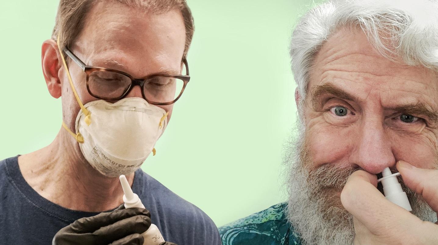 """O echipă de cercetători testează un vaccin anti-Covid """"pe propria persoană"""""""