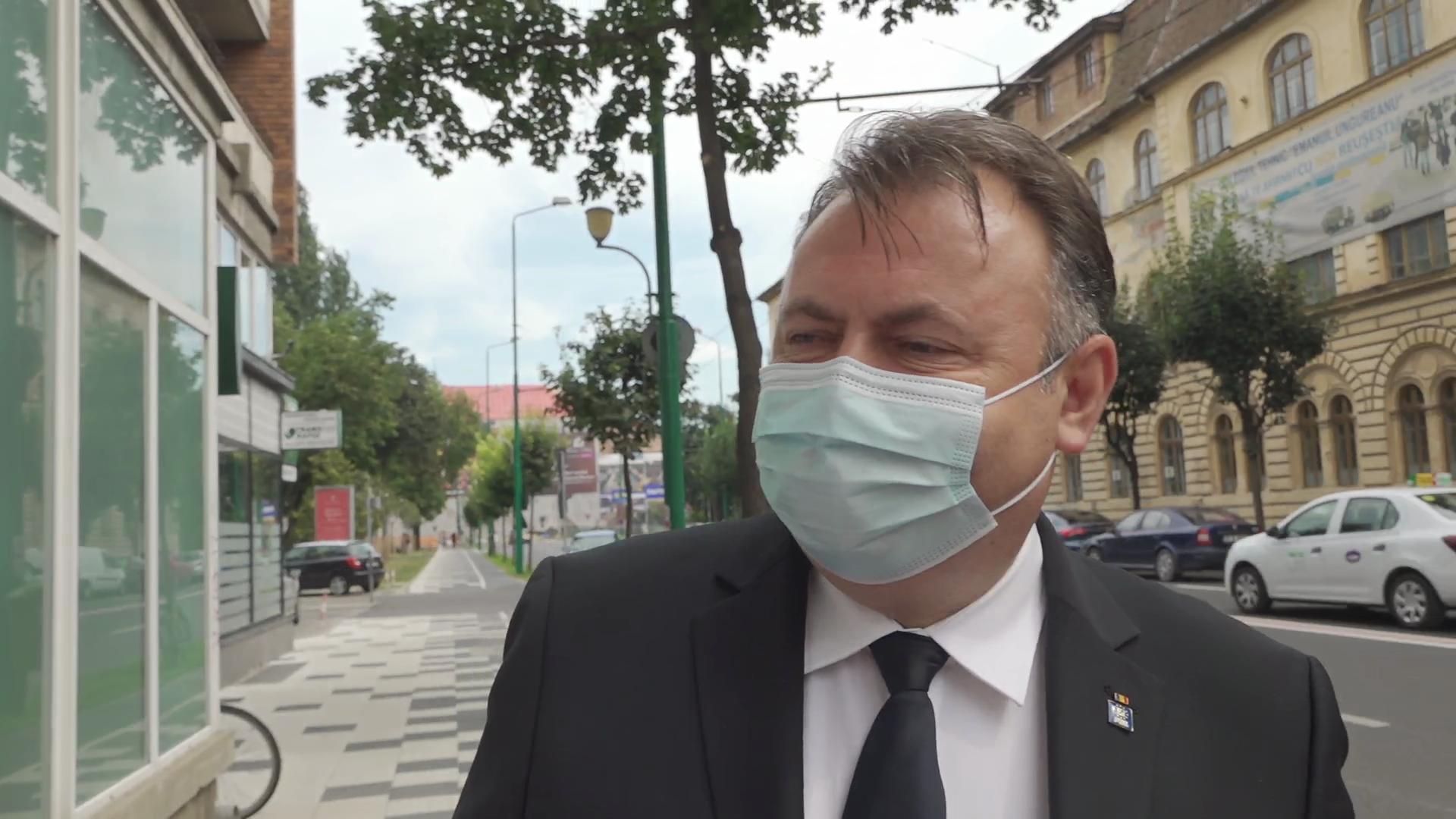 """Reacția lui Nelu Tătaru la criza de râs a Prof. Rafila: """"Mă bucur dacă pot să fac pe cineva pe timp de pandemie să zâmbească"""""""