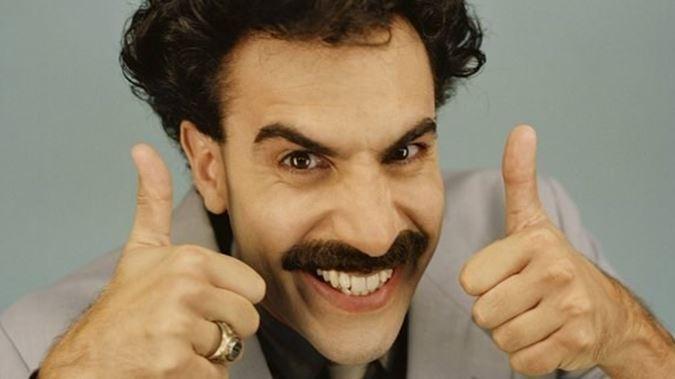 Sacha Baron Cohen revine în rolul lui Borat