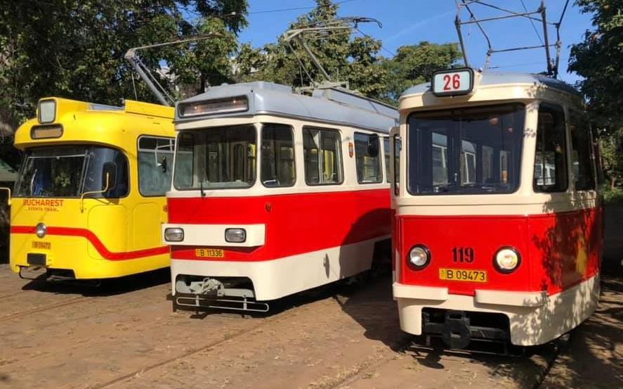 Parcul Lia Manoliu Tratament comun de tramvai