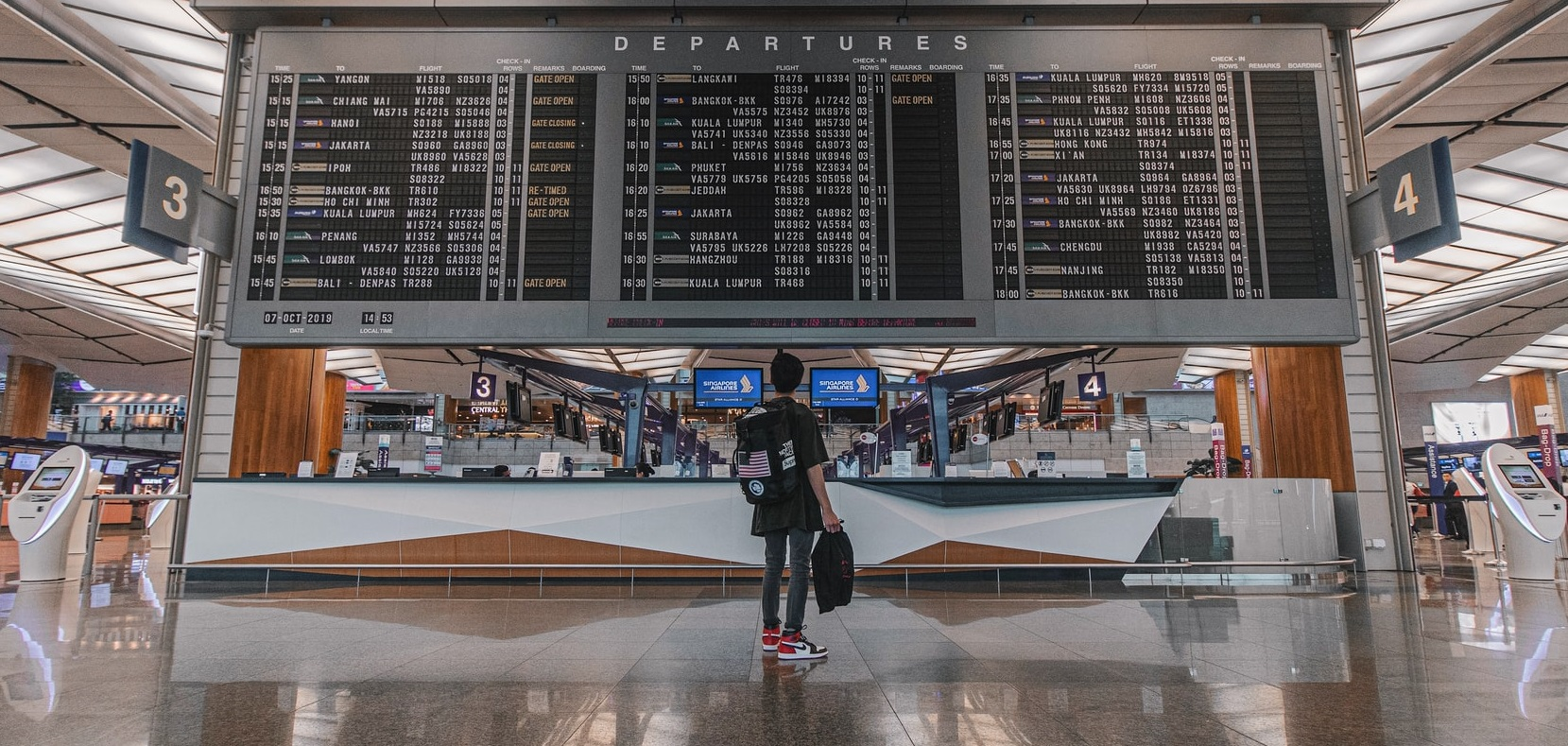 Turismul global a pierdut 460 de miliarde de dolari în prima jumătate a anului, în contextul crizei coronavirusului