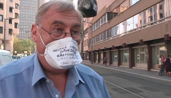 Medicul pneumolog anti-mască, chemat în fața Consiliului Ordinului Medicilor