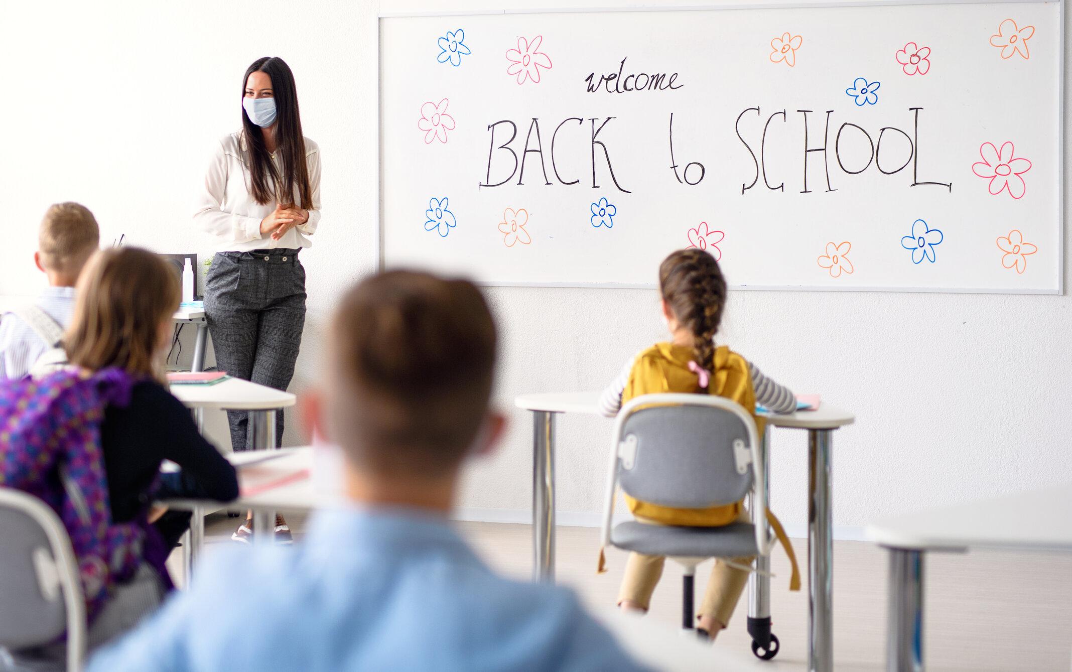 Belgia  Elevii și părinții nu vor mască în sala de clasă. Mai mult de jumătate se opun regulii