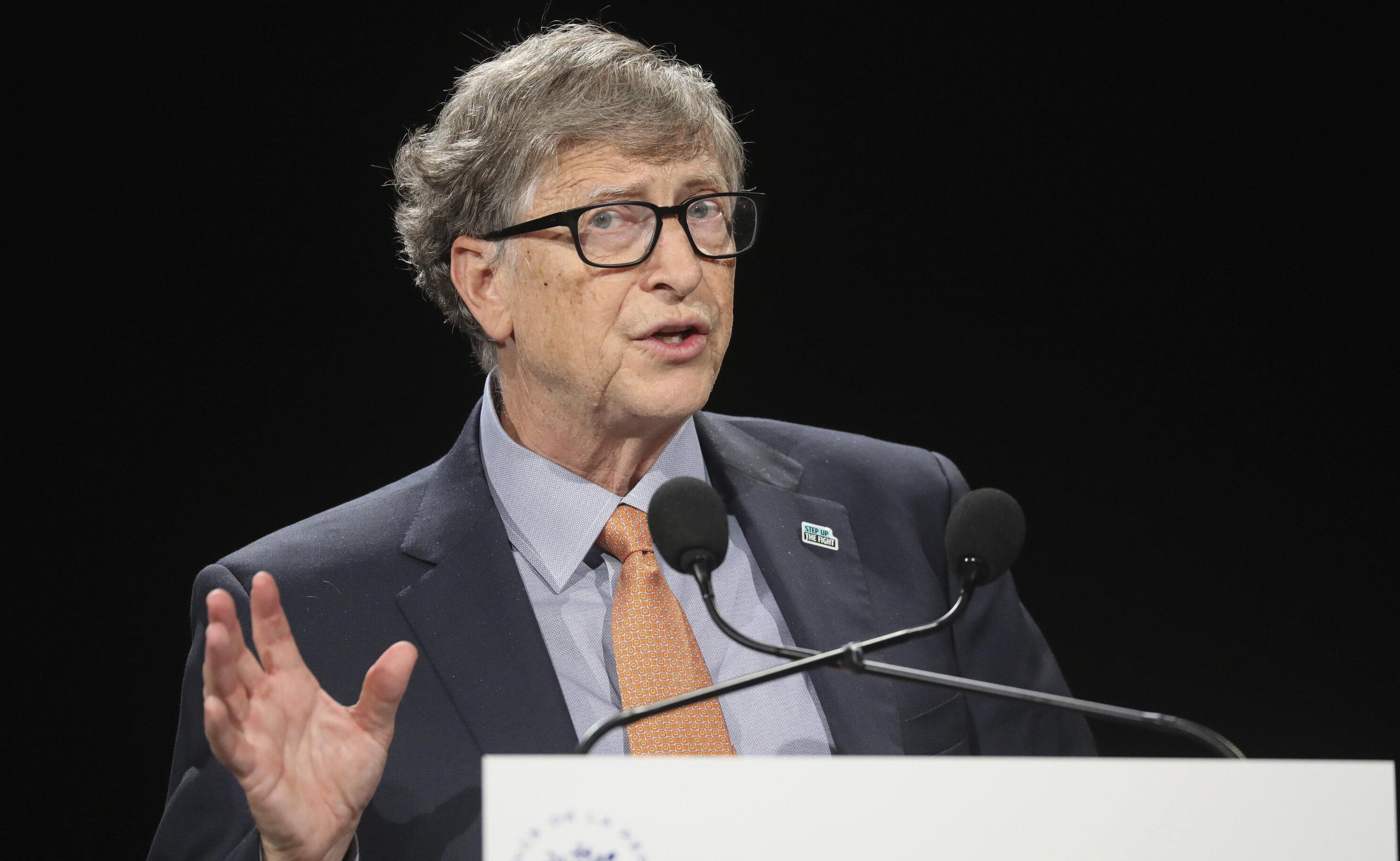 Bill Gates: Țările bogate vor depăși epidemia Covid-19 în 2021, dar cele sărace s-au întors în timp cu 25 de ani