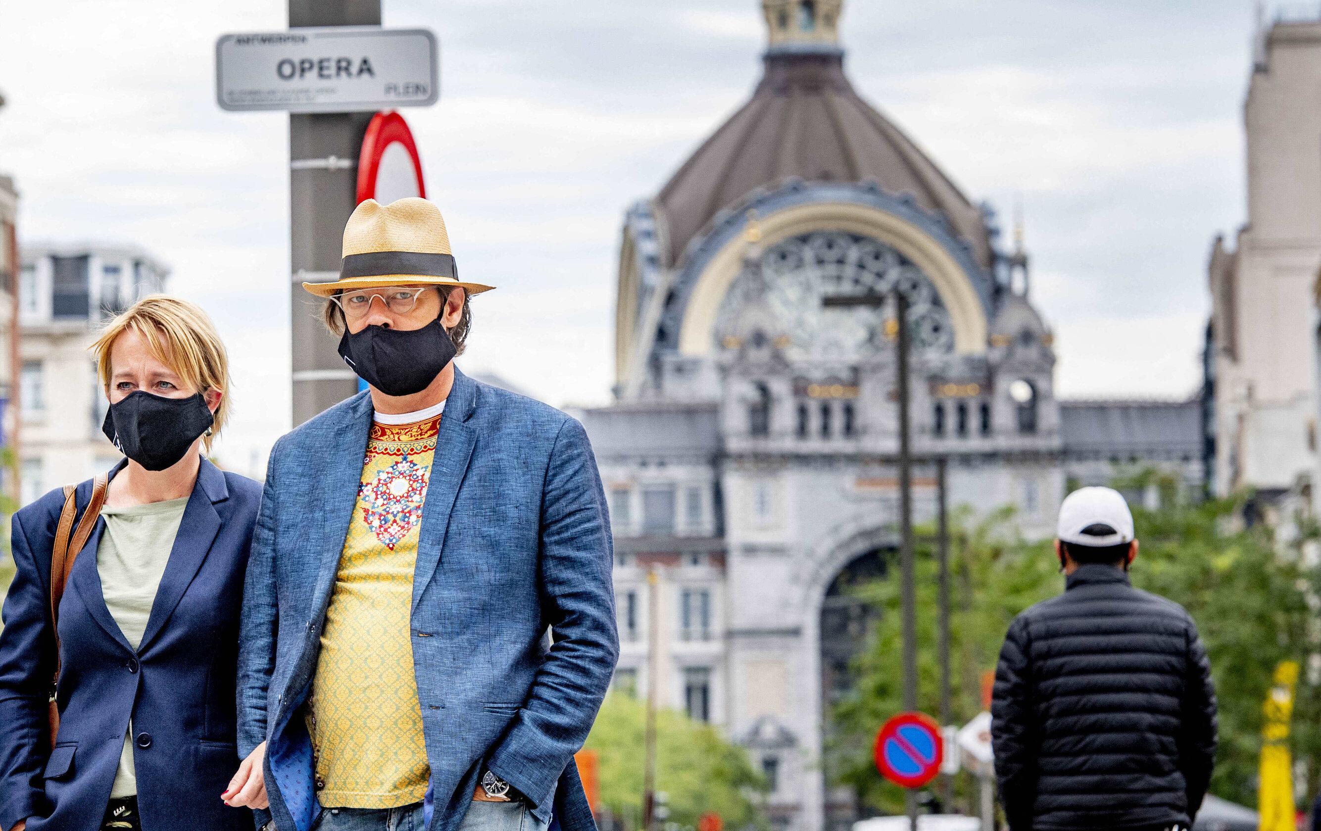 Bruxelles| Procentul testelor pozitive a ajuns la 9,5%, mult peste media raportată pentru întreg teritoriul belgian