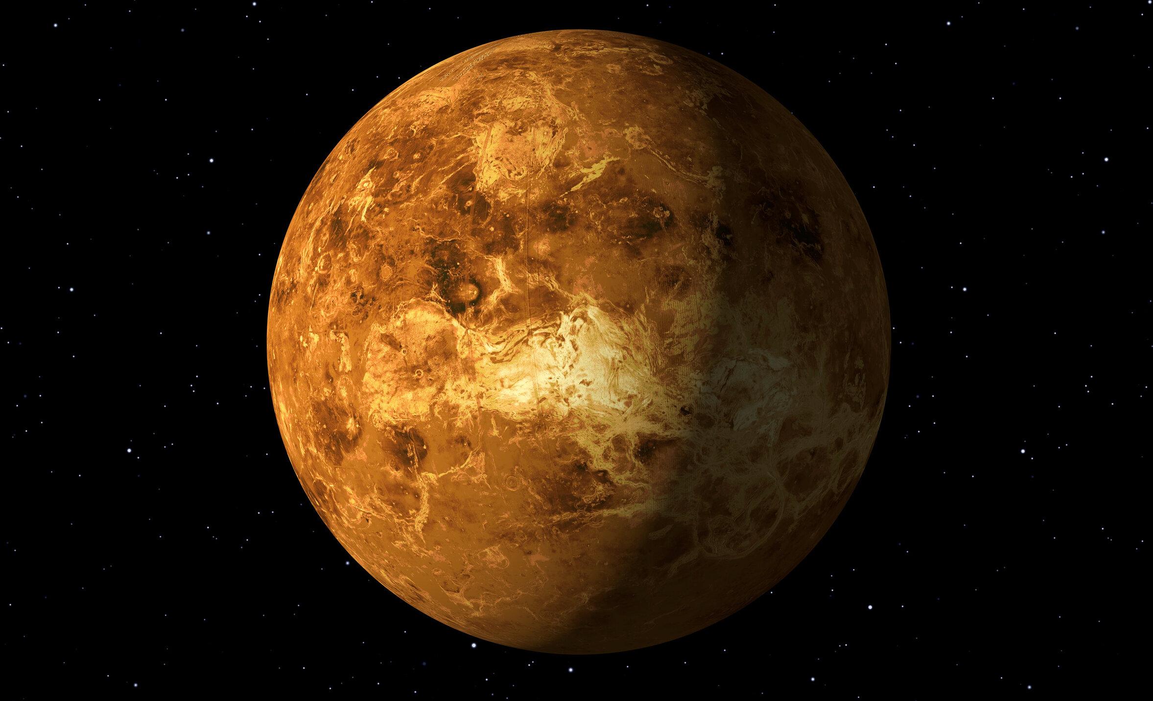 """Rusia își însușește noi teritorii. """"Considerăm că Venus este o planetă rusească"""""""