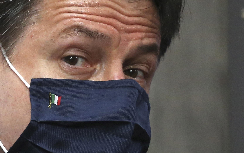 """Premierul italian Giuseppe Conte: """"Voi cere extinderea stării de urgență până pe 31 ianuarie 2021"""""""