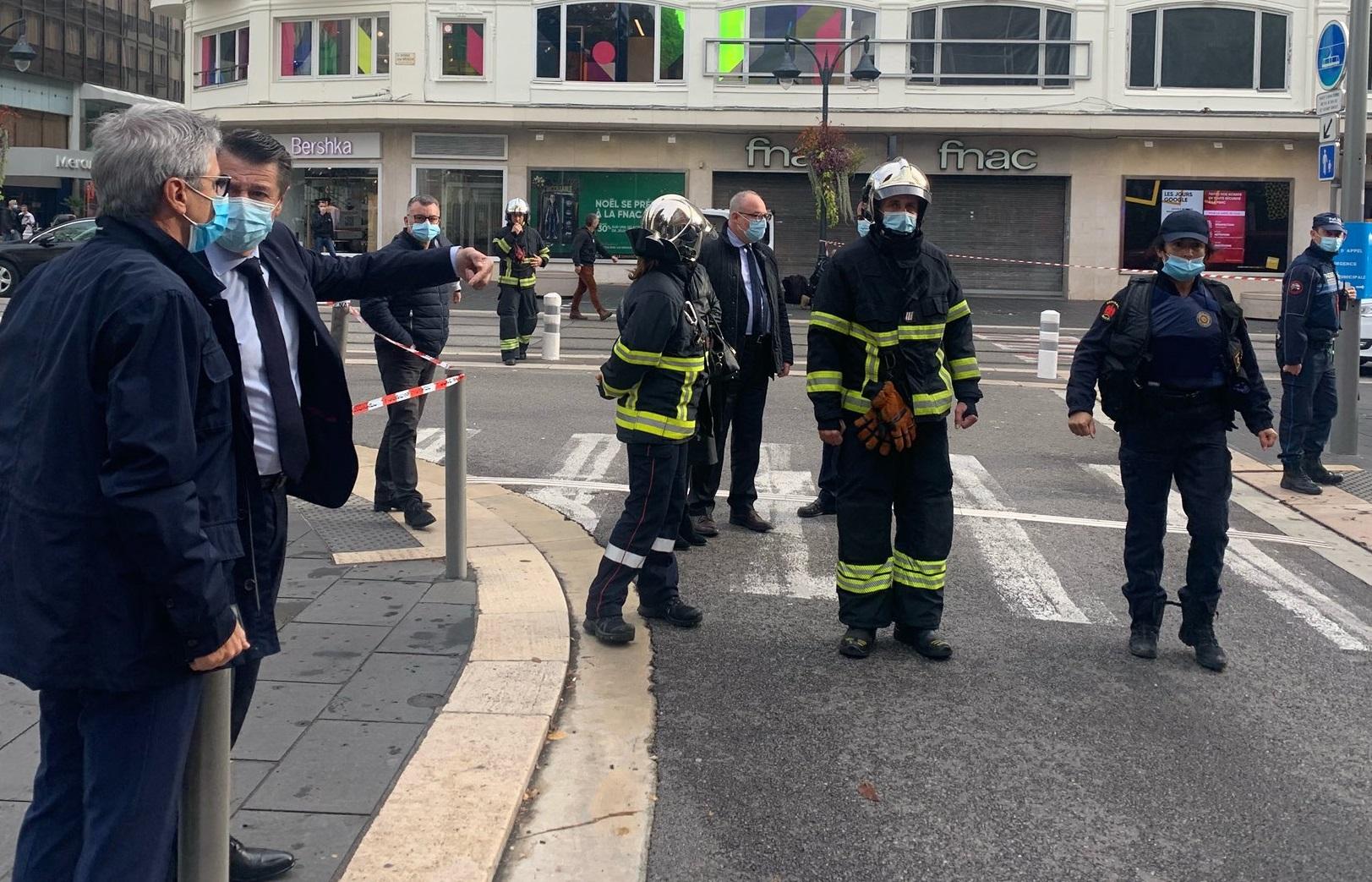Atentat terorist la biserica Notre-Dame din Nisa, două victime și mai mulți răniți