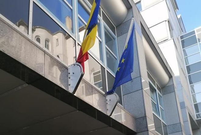 Consulatul României la Stuttgart este închis, după ce a fost depistat un caz de Covid-19