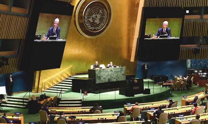 ONU avertizează: Pandemiile vor apărea mai des, se vor răspândi mai repede și vor avea efecte devastatoare asupra economiei