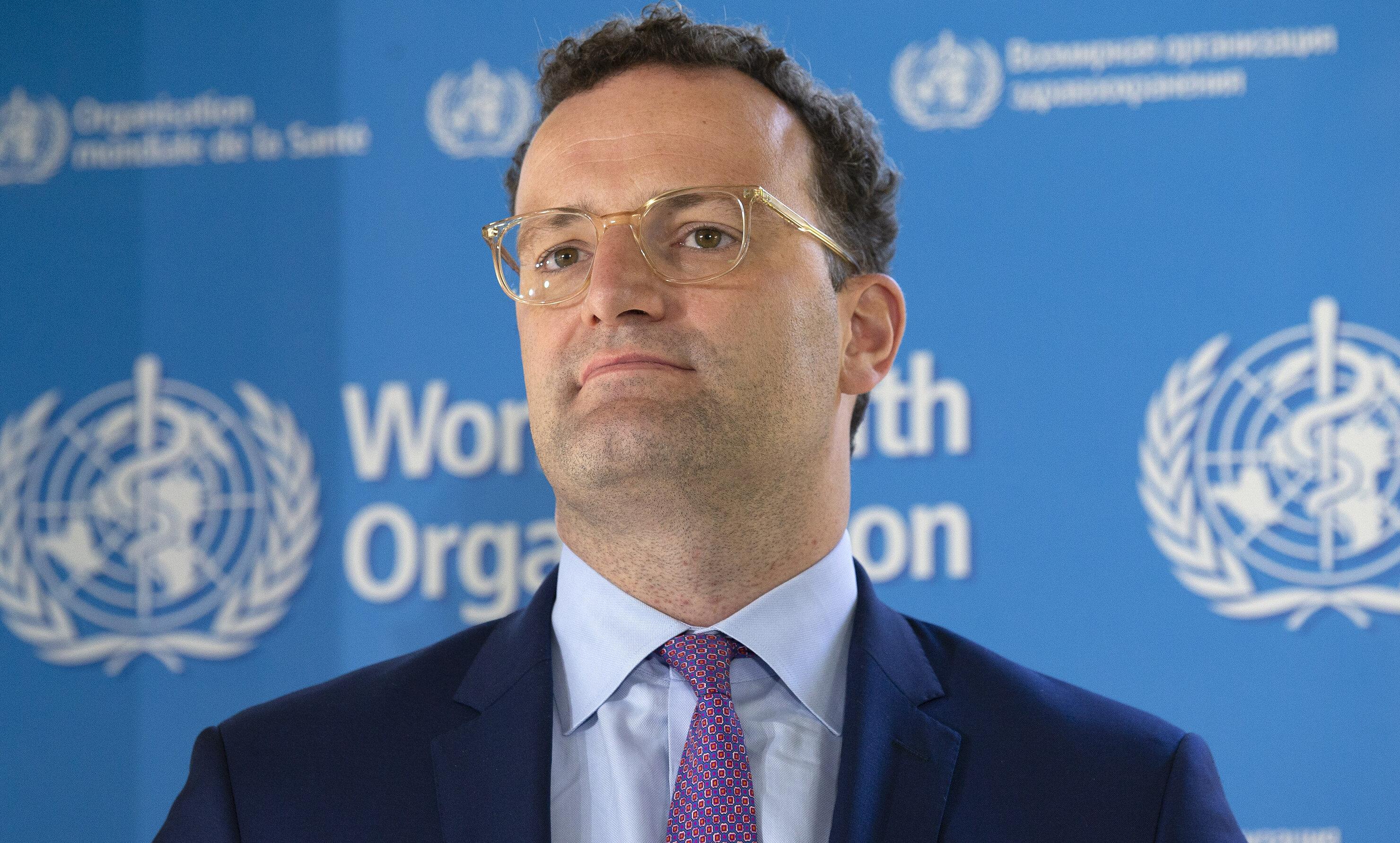 Ministrul german al Sănătății este infectat cu Covid-19