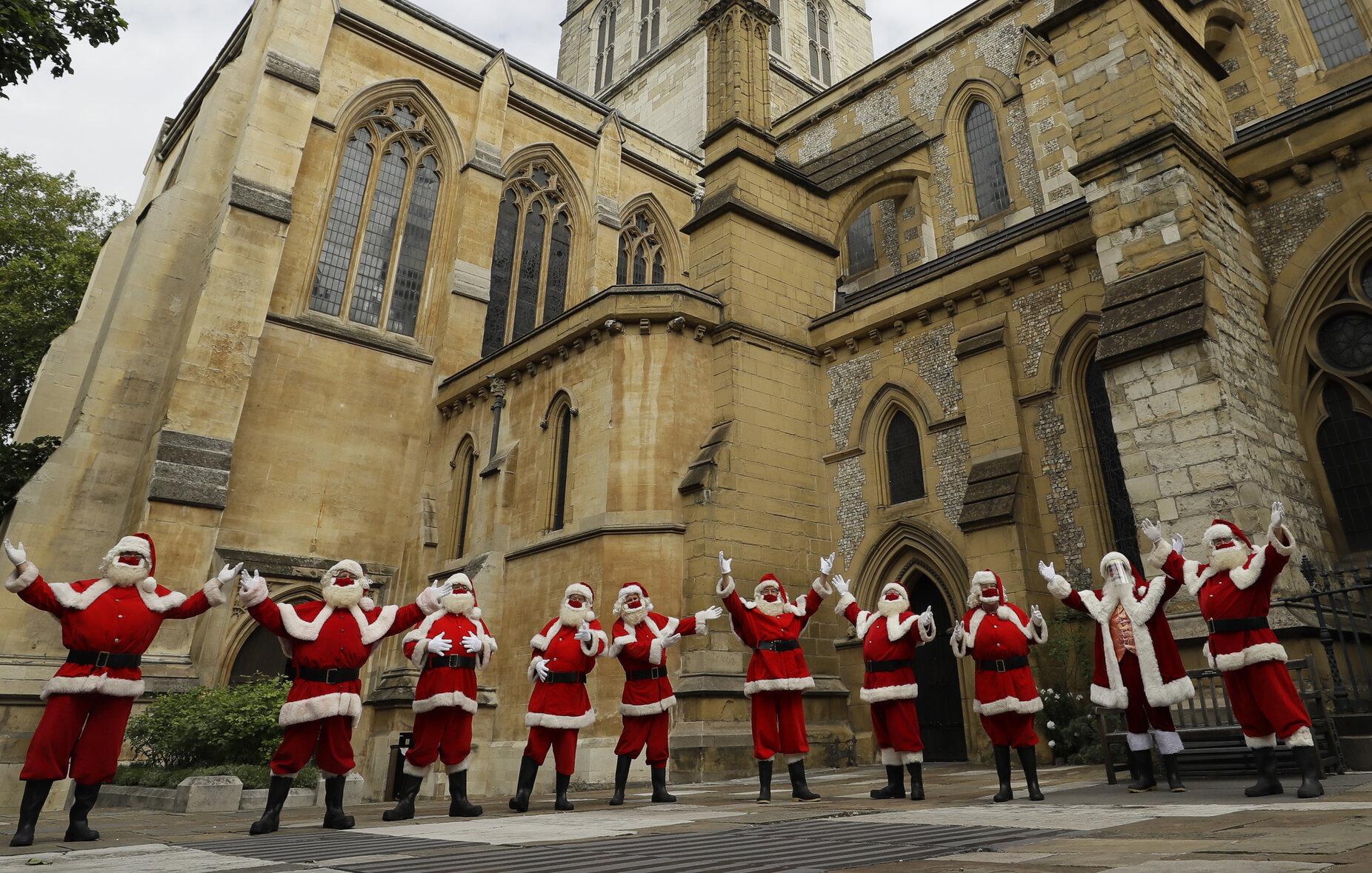 O perioadă de izolare generalizată este singura metodă de a salva Crăciunul, susțin tot mai mulți economiști și politicieni