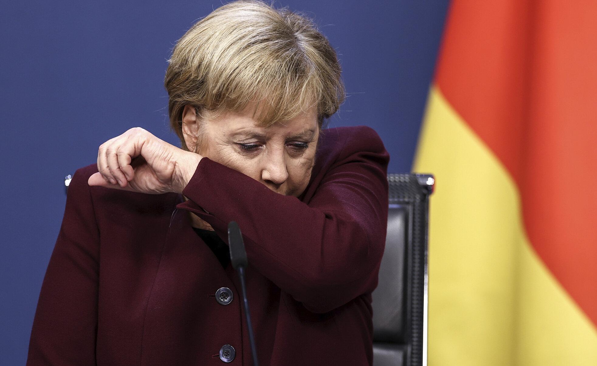 """Germania intră în izolare parțială, de luni. """"Trebuie să acționăm acum"""", spune Merkel"""