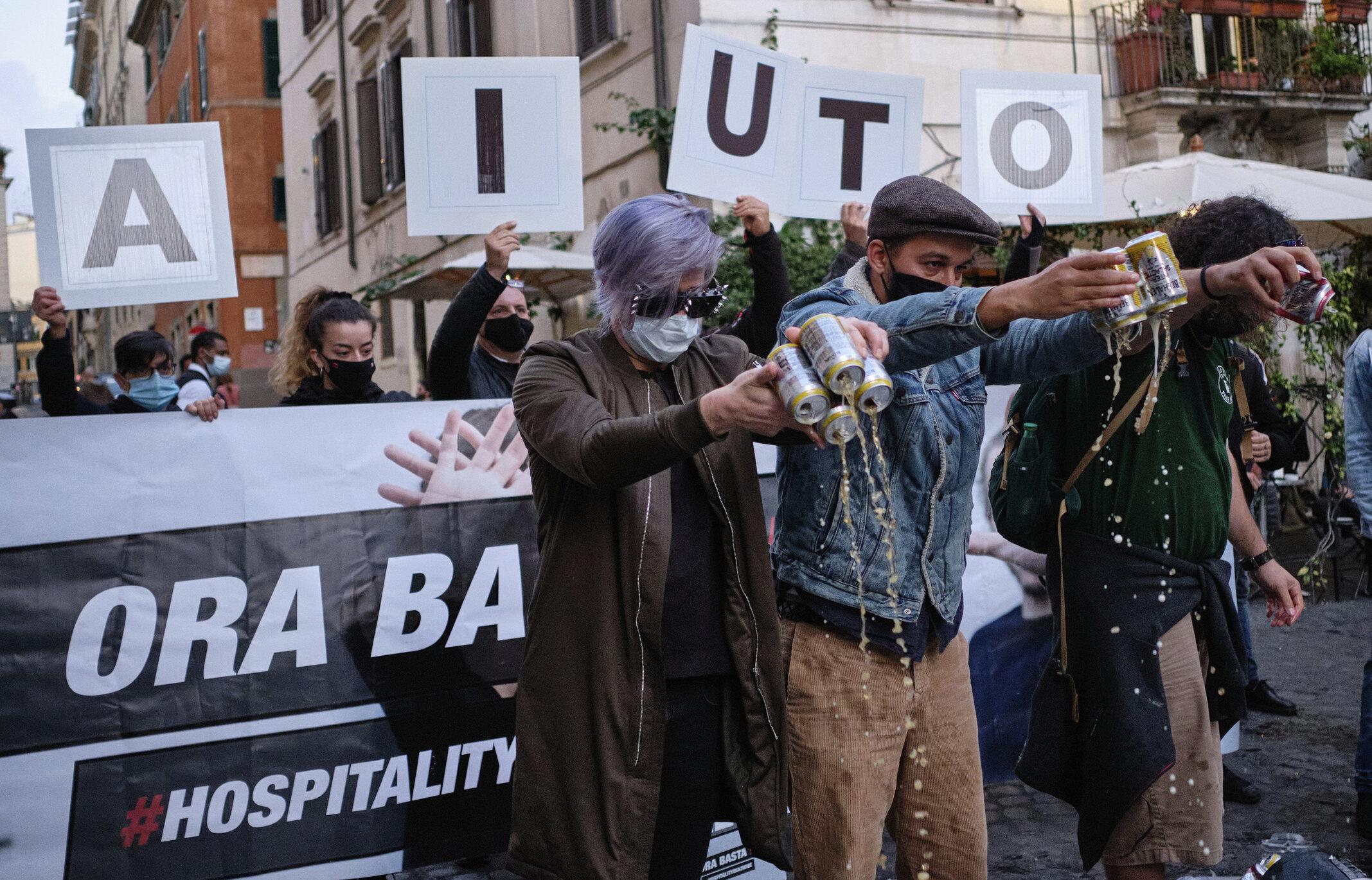 Italia pregătește cele mai dure restricții de după blocajul din primăvară